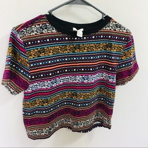 🔆Tribal Long crop top Shirt🔆